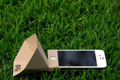 Eco-Amp Speaker