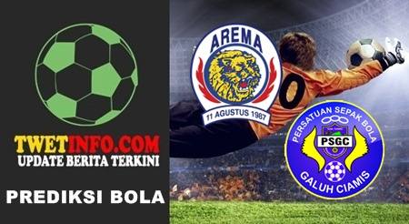 Prediksi Arema vs PSGC Ciamis, Piala Presiden 09-09-2015