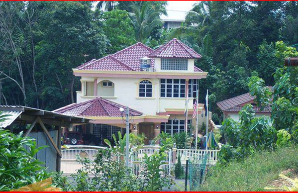 Dalaman Rumah Siti Nurhaliza | Berkongsi Gambar Hiasan Rumah Teres ...