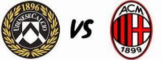 Prediksi Skor Udinese vs AC Milan 25 April 2015