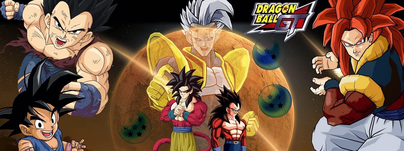7 Viên Ngọc Rồng - Dragon Ball GT (1997)