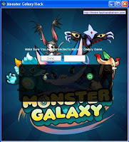 Monster Galaxy Hack Tool