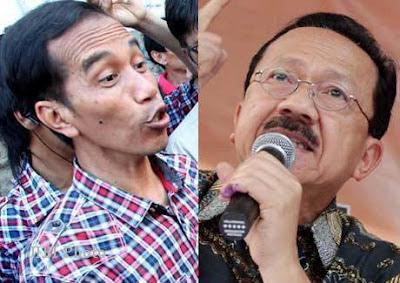 Jokowi vs Foke - Kejepret Kamera
