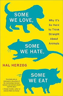 book tour: <b>Some We Love, Some We Hate, Some We Eat</b> <i>by Hal Herzog</i>