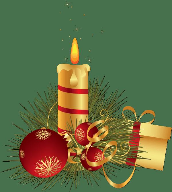 imagenes de velas de navidad