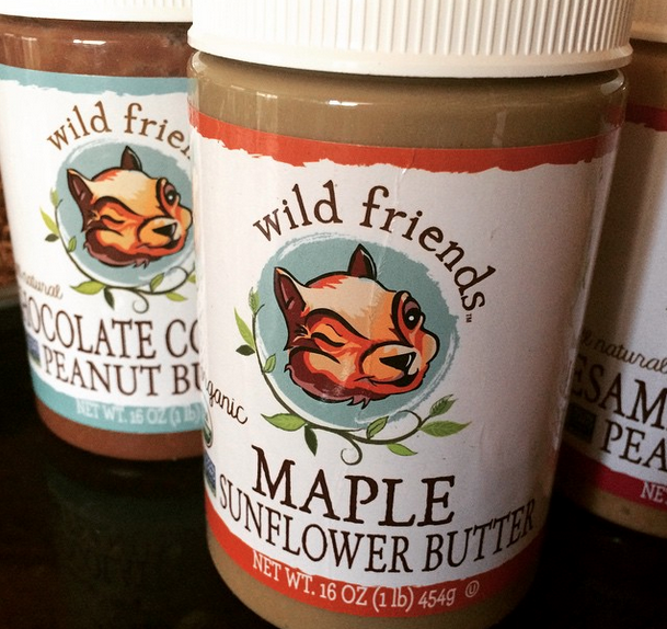 Wild Friends Organic Seed and Nut Butters