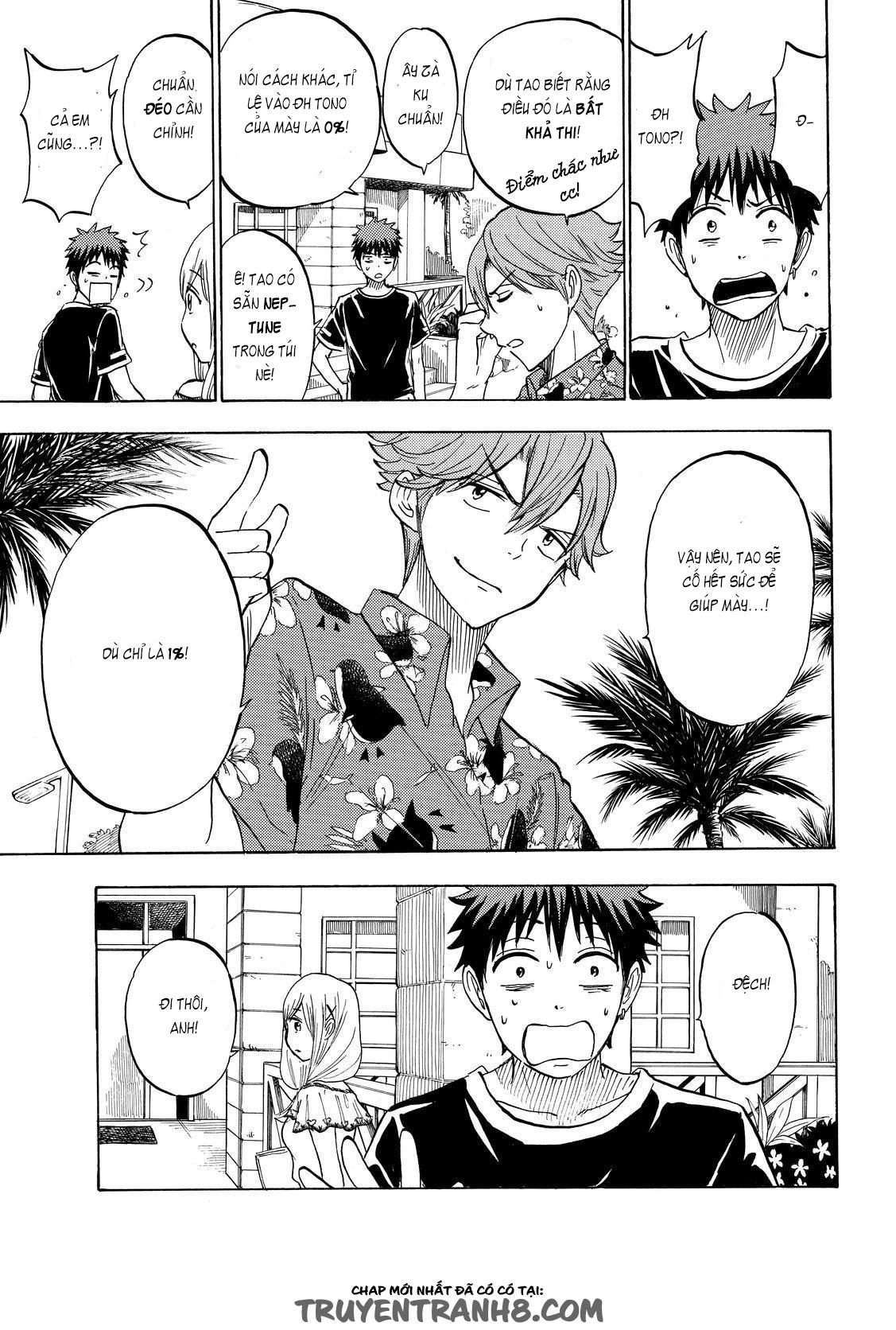 Yamada-kun to 7-nin no majo chap 227 page 5 - IZTruyenTranh.com