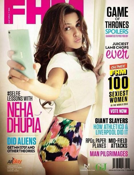 Bollywood Celebs On Magazine Covers Flash