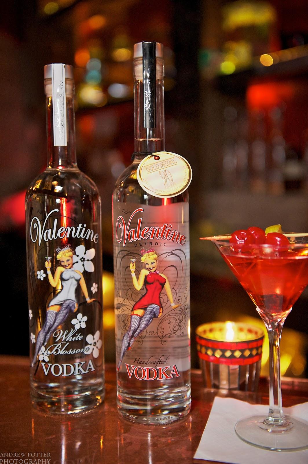 andrew potter photo blog - Valentines Vodka