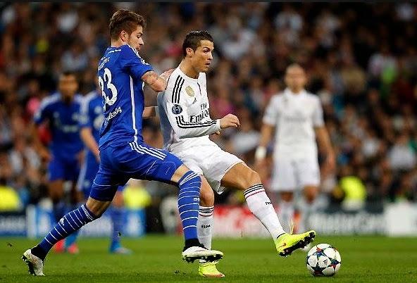 Real Madrid 3-4 Schalke (Agg 5-4)