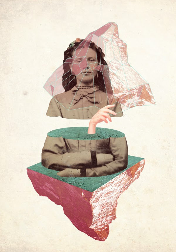 ©Julia Geiser . Collage
