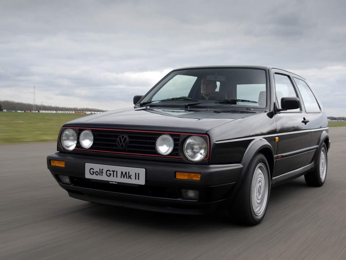 Volkswagen Golf GTI - 2ª geração