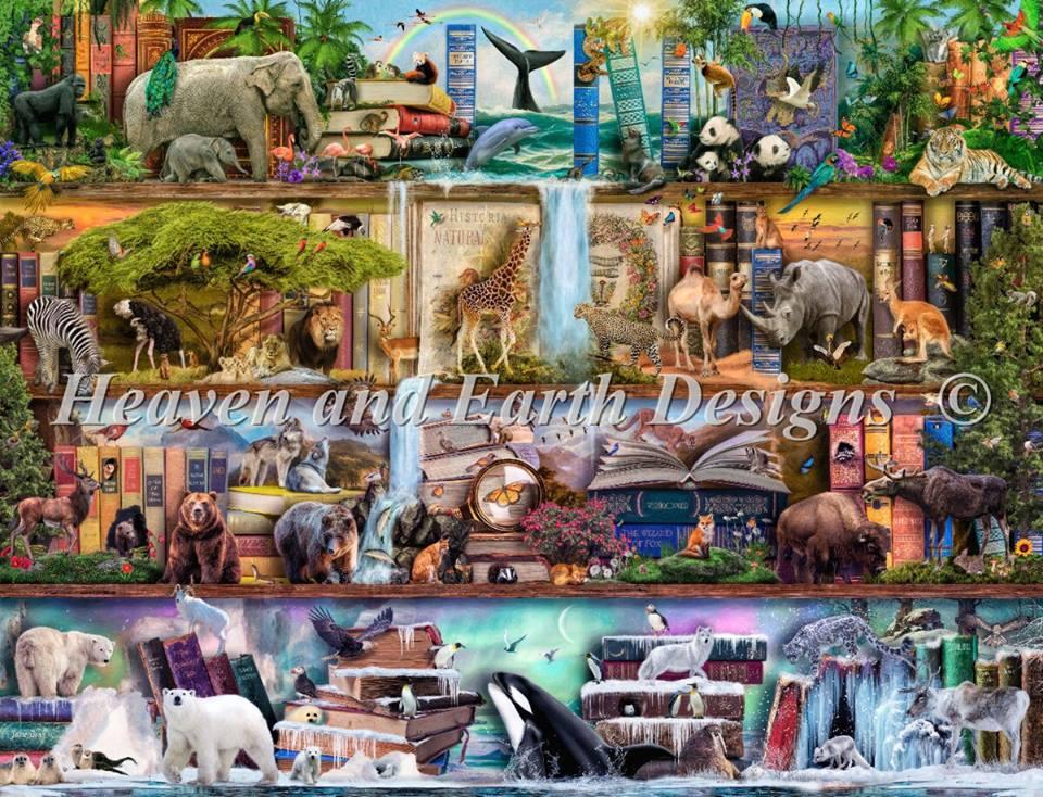 Niesamowite Królestwo Zwierząt