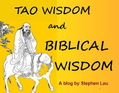 <b>TAO WISDOM AND BIBLICAL WISDOM</b>
