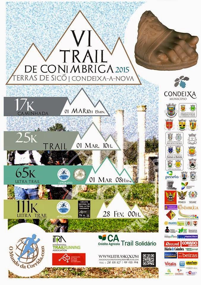 Ultra Trail de Sicó, 28 de Fevereiro 2015
