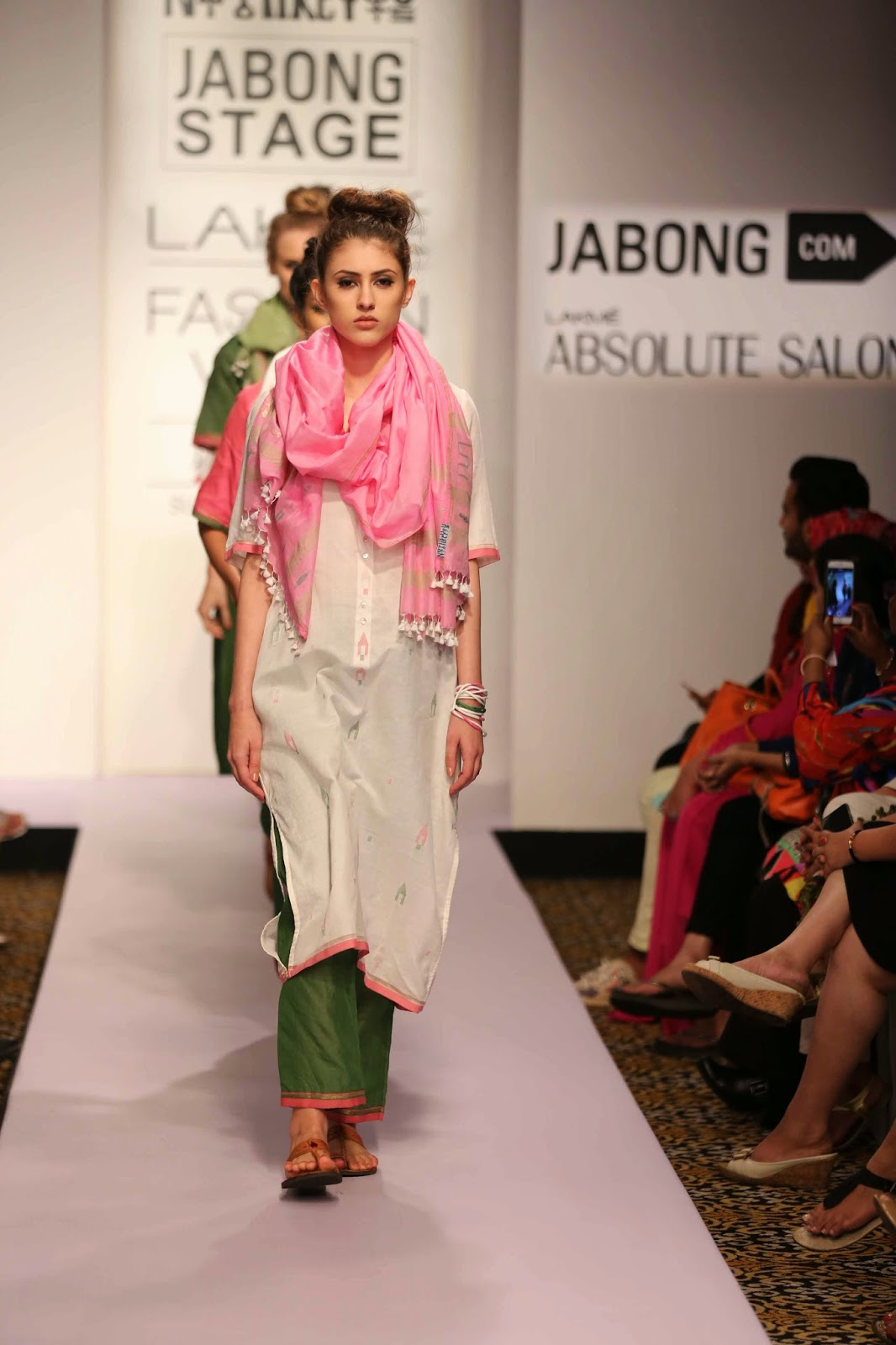 A Quaint Perspective: Lakme Fashion Week Summer Resort 15 ...