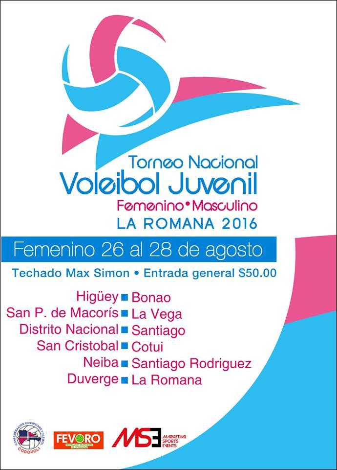 TORNEO NACIONAL DE VOLEYBALL