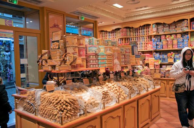 Zoetigheden uit parijs laura 39 s bakery - Parijs zoet ...
