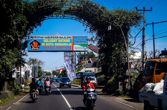 Welcome to Singaraja