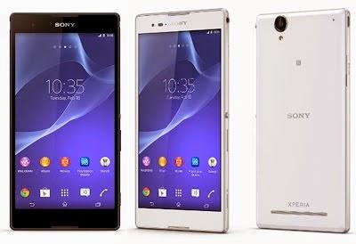 Harga Serta Spesifikasi Hp Sony Xperia T2 Ultra