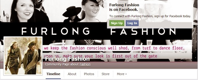 Facebook furlong fashion