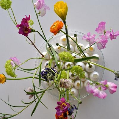 Maja Maagaard blomster og Lisbeth Dahl