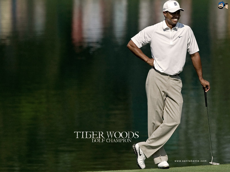 tiger woods athlete golf wallpapers