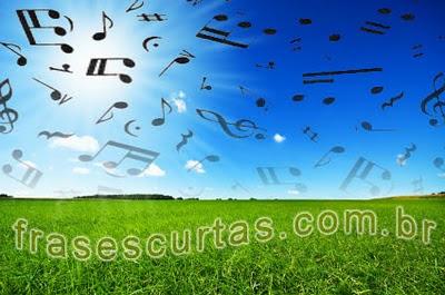 Frases de Musicas Brasileiras