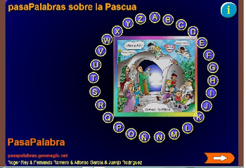 PASAPALABRA DE PASCUA  Y OTROS