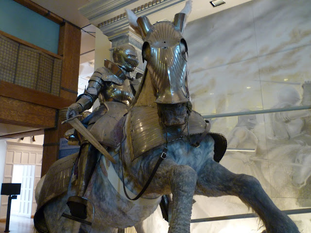 royal armouries leeds knight on horseback via lovebirds vintage