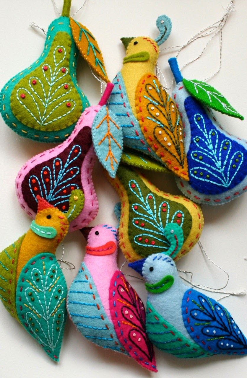 Mmmcrafts partridge pear pattern is now available