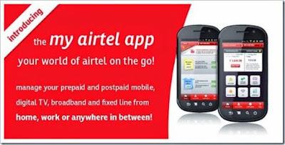 My Airtel app Android Print advertisement.jpg