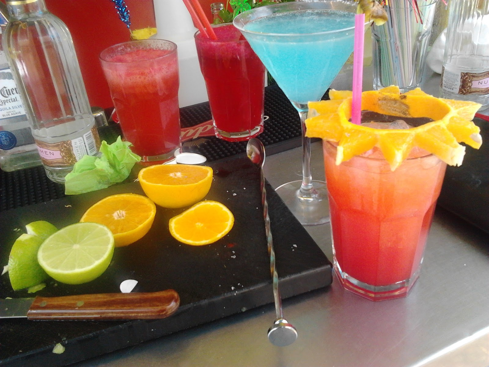 Cocktails in Ibiza: Ibizabartenders desde 2004. Alta Coctelería ...