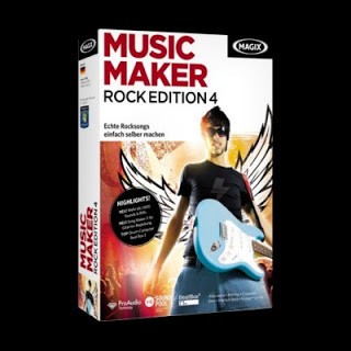 MAGIX Music Maker record studio
