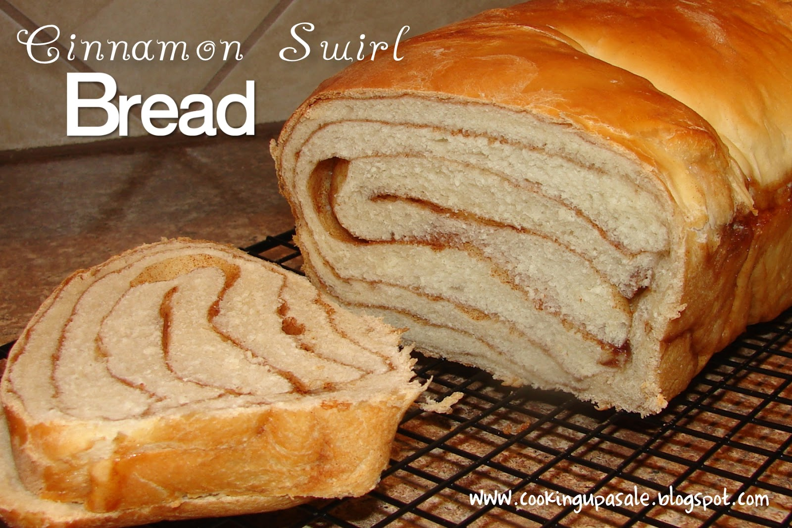 homemade cinnamon bread is easy to make and so much cheaper than store ...