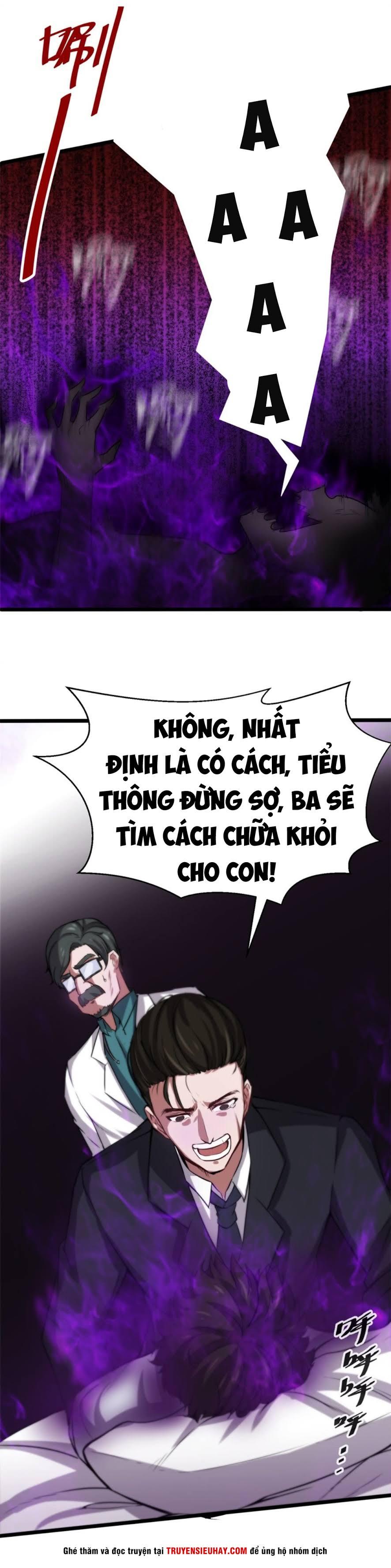 Đô Thị Âm Dương Tiên Y chap 1 - Trang 24