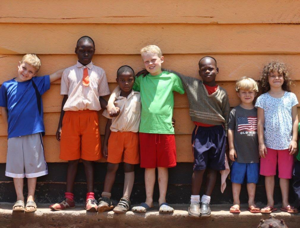 Kids in Africa