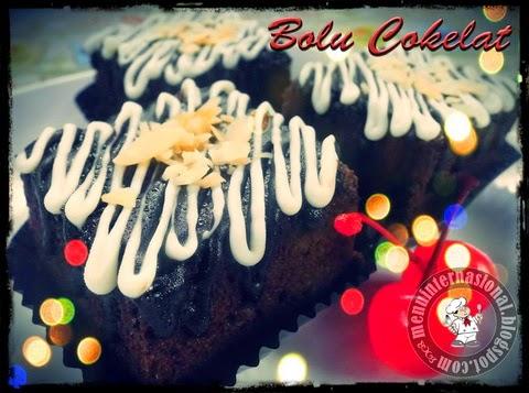 Cara Membuat Cake Bolu Coklat Rasa Nikmat dan Lezat