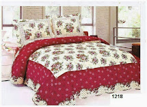 Cadar patchwork 100% Cotton King/Queen Termurah 2014