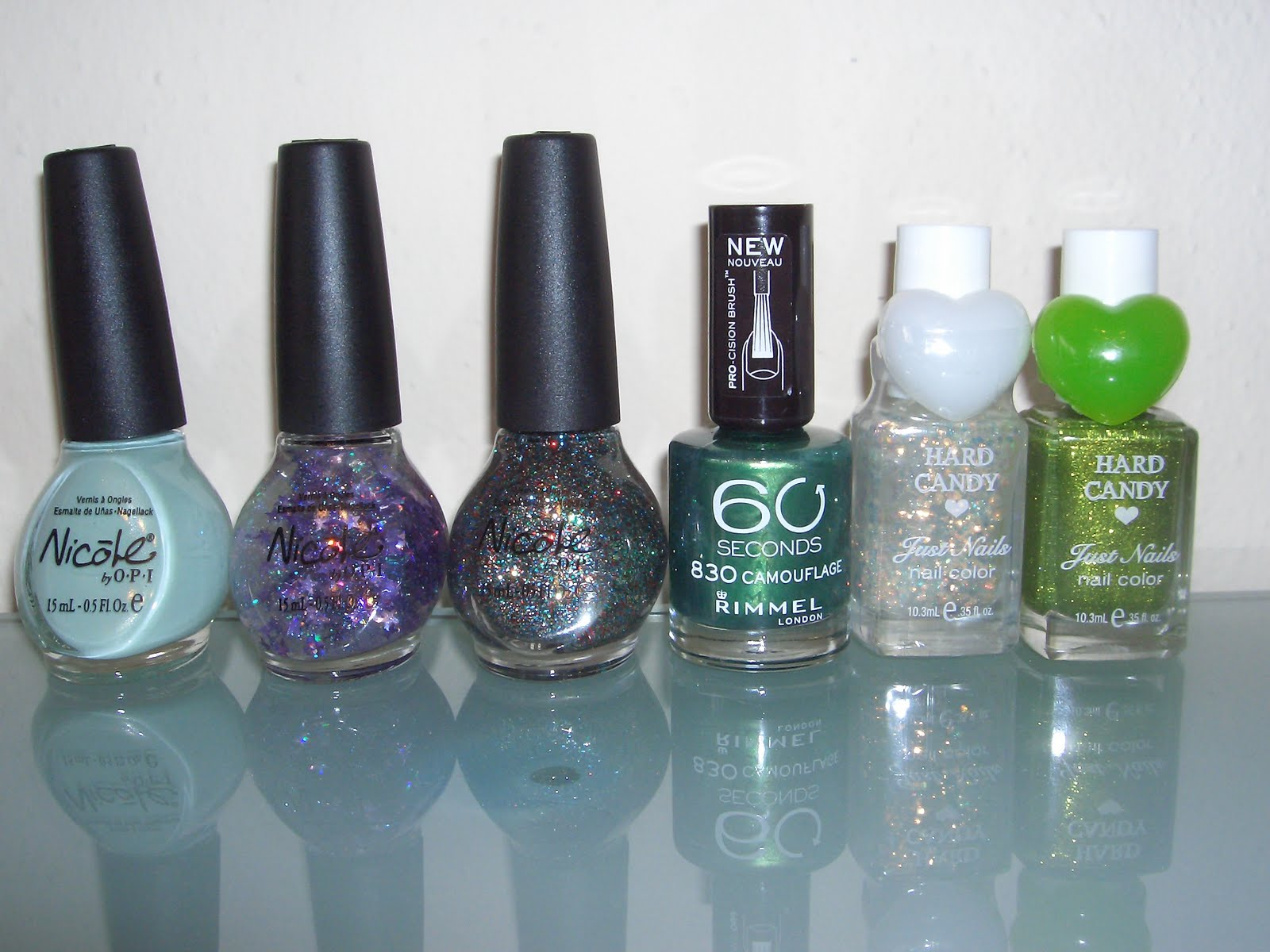 Nail Polish Obsession: New haul and swaps!