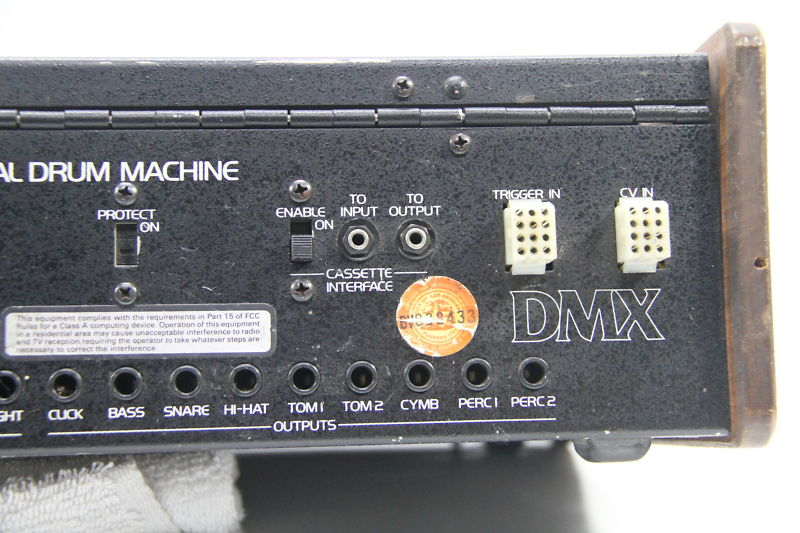 dmx drum machine