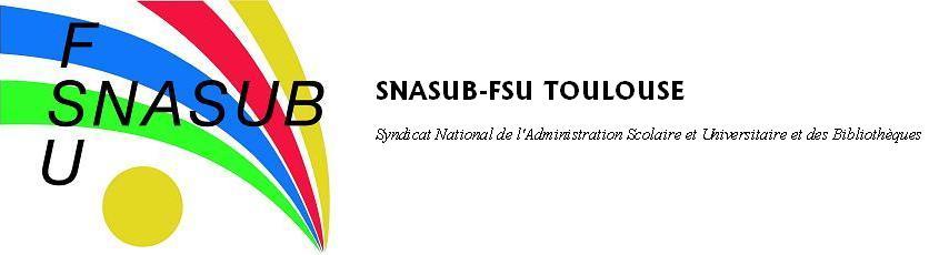 SNASUB-FSU TOULOUSE