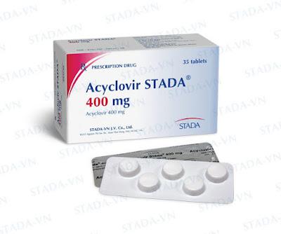 Dosis Obat Acyclovir / Asiklovir