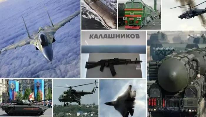 Δώδεκα κορυφαία Ρωσικά «υπερόπλα»