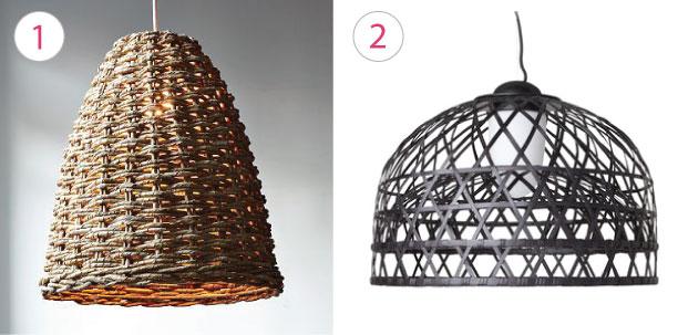 Design plus you woven pendant lights woven pendant lights aloadofball Gallery