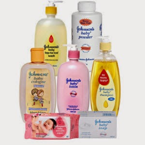 Groupan : Johnson Baby Products upto 22% off + 20% off from Rs. 44