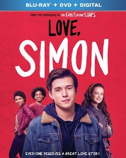 Love, Simon (2018) Hindi Dual Audio BluRay 175Mb hevc
