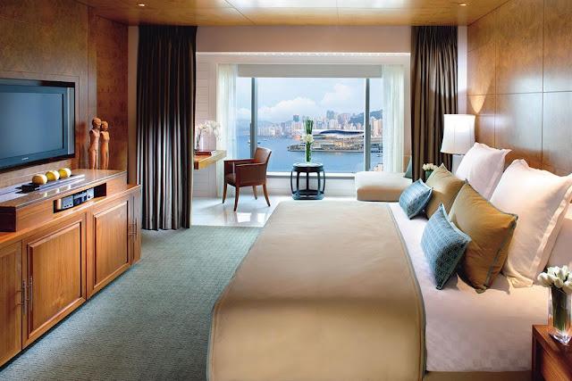 香港文華東方酒店 (Mandarin Oriental, Hong Kong)