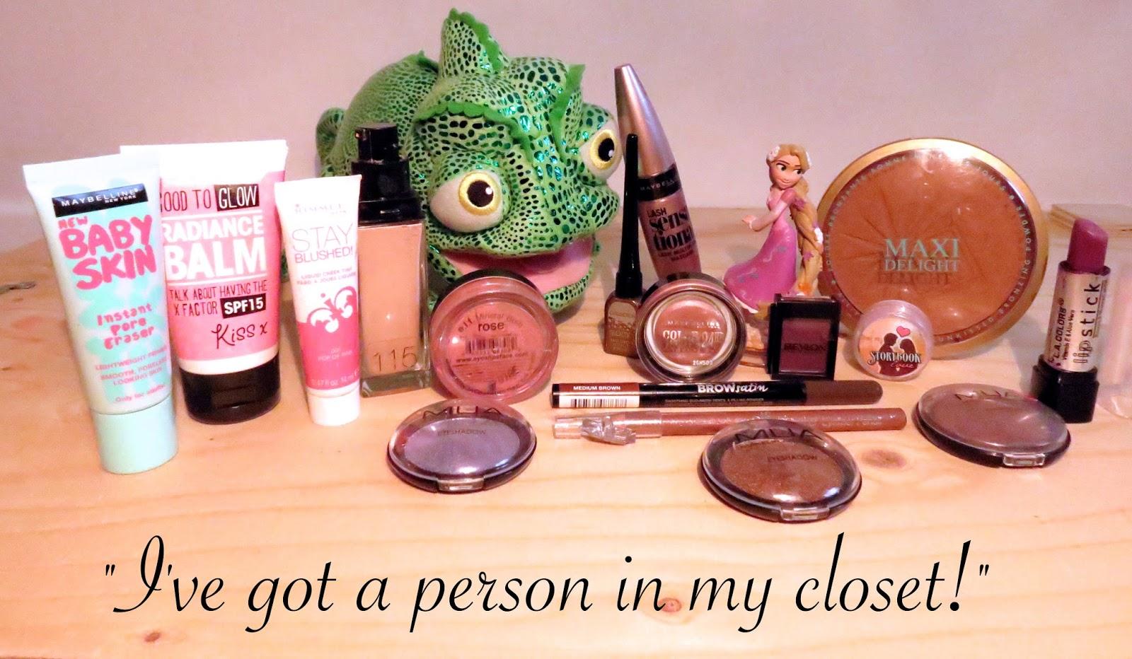 Maybelline Fit Me Foundation Rimmel London Stay Blushed Blush In Pop Of Pink Elf Rose Makeup Revolution Highlighter