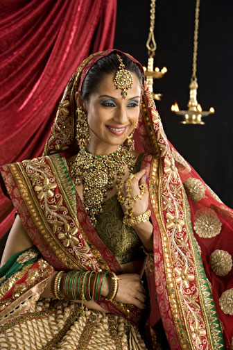 IndianHanger Traditional Indian Clothes And Jewelry Traditional Indian Wedding Wear For Brides